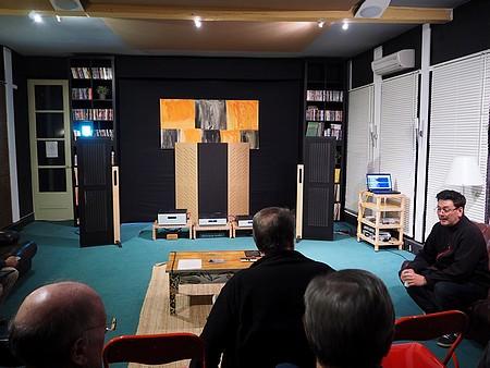 Les stars du salon adhf 2016 haute fidelite hifi home for Salon du master