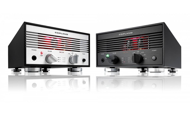 DAC Audio Hifi Copland DAC211